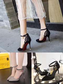 Fashionable high heels