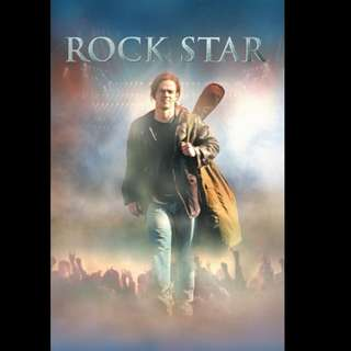[Rent-A-Movie] ROCK STAR (2001)