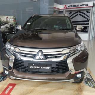 Pajero sport dakar 4x2 a/t new model
