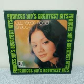 葉麗儀 LP 黑膠唱片