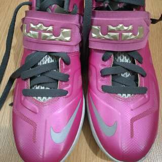 Original Nike Lebron Soldier VII - 5.5 Y For Kid (Boys) and size 7 for Women Sneakerheads