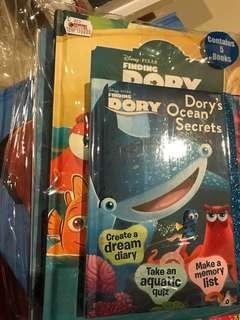 Buku BBW2018 - disney pixar : finding dory