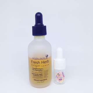 Natural Pacific Serum - Share in Bottle