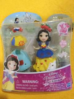 🆕Disney Princess Little Kingdom Fashion - Snow White