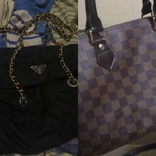 PRADA AND LV BUNDLE
