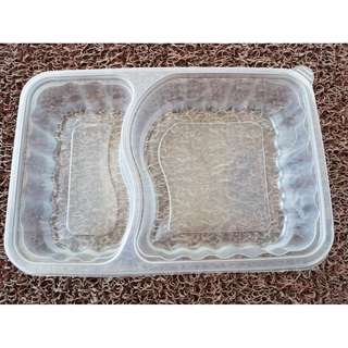 Tupperware Microwaveable Rectangular Containers Durable Quality