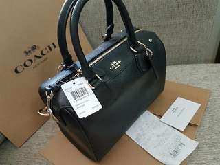 Coach Mini Bennett (Black)