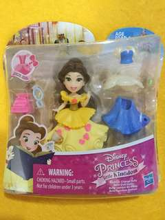 🆕Disney Princess Little Kingdom Fashion Change- Belle