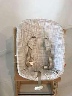 Stokke Tripp Trapp Newborn Set with Textile Set