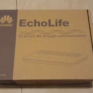 Huawei EchoLife GPON Terminal HG8240