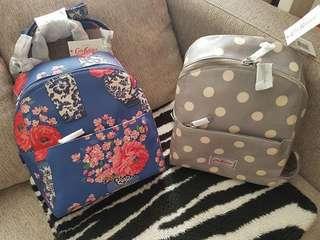 Cath Kidston Smart zipped backpack