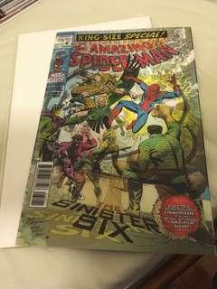 Spider-Man 234 lenticular cover