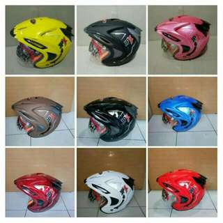 Helm JPX Double Visor