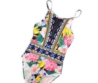 Cashmere Pink One Piece Swimwear