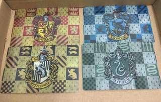hogwarts houses card sticker