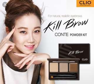 BN Clio Eyebrow Kit