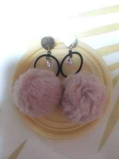 Brand new Pom Pom earring