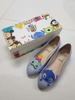 Tsum Tsum Shoes Stitch and Scrump