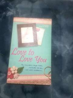 Novel Love to Love You