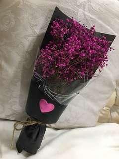 Mini Baby Breath Bouquet