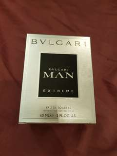 Bvlgari Man extreme - 60ml