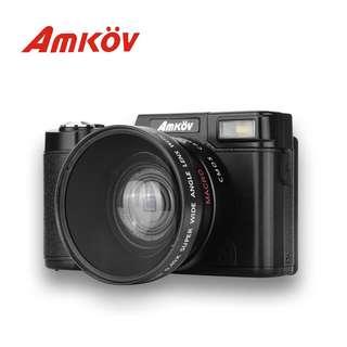 AMKOV CD - R2 Digital Camera Video