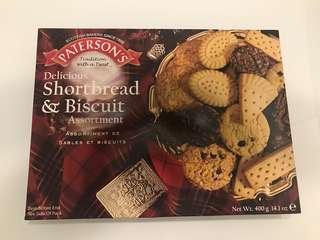 Paterson's Shortbread & Biscuit 400g