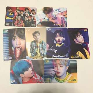 Bts Yes! Card 28期