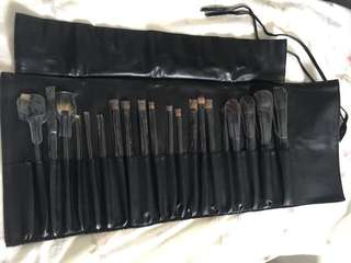 Suesh Deluxe Pro Advance Brush Set