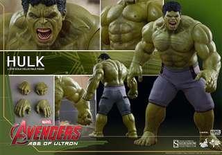 Hot Toys Avengers Age of Ultron Hulk
