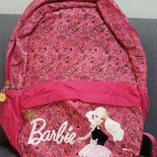 Barbie backpack(🆕)
