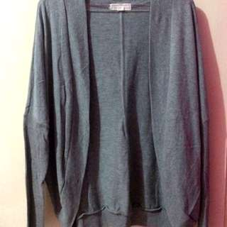 Grey Cardi Forever 21