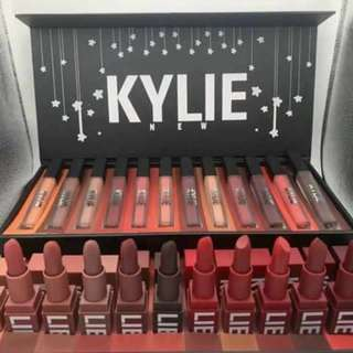 New kylie authentic 24 set