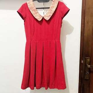 "Red Dress ""Minimal"""