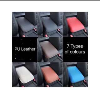 Customized Arm Rest Cover - 7 colours