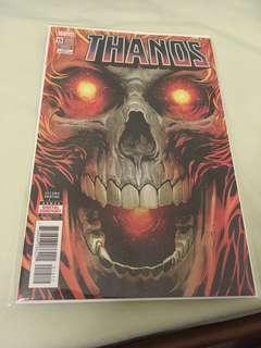 Thanos 15 2nd print variant