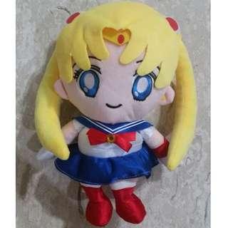 SAILOR MOON 美少女战士 Tsukino Usagi Anime Plush Doll