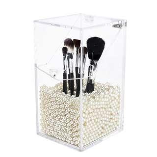 Acrylic Brushes Organizer