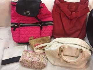 Women's Bags Bags Bags!!!
