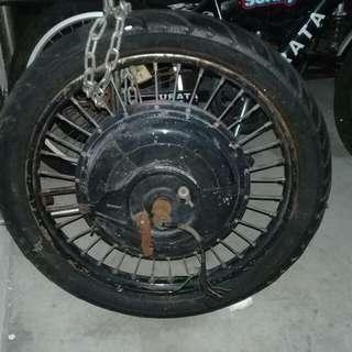 Ebike Motor Hub 60v 1000w