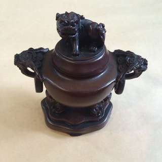 New Wooden Thurible