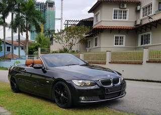 BMW E92 335i Singapore 🇸🇬 Rdy Kuala Lumpur. Condition Very Good. Just buy & drive ✔️