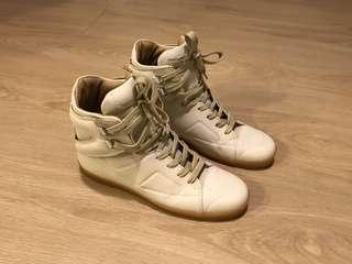 MMM H&M Men High Top Shoes Sneaker EU42