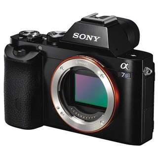 Buying USE Sony A7s Body