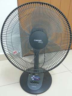 Cornell Table Fan 16""