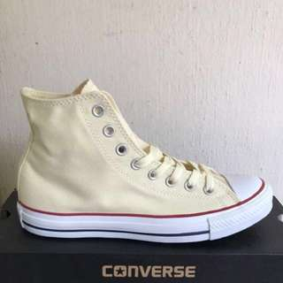 [INSTOCK] CONVERSE CT AS OX OFF WHITE HI CUT CANVAS