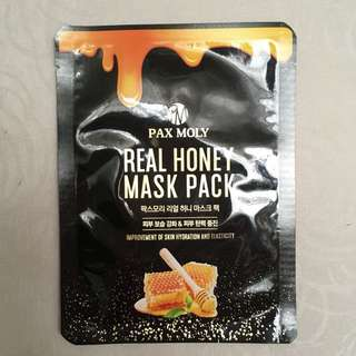 Real Honey Mask Pack