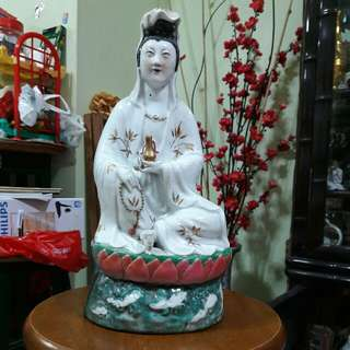 AAG~ Antique Kuan yin