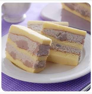 台灣代購 不二家 芋頭蛋糕 600g