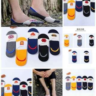 AC Foot sock Php350/5pairs